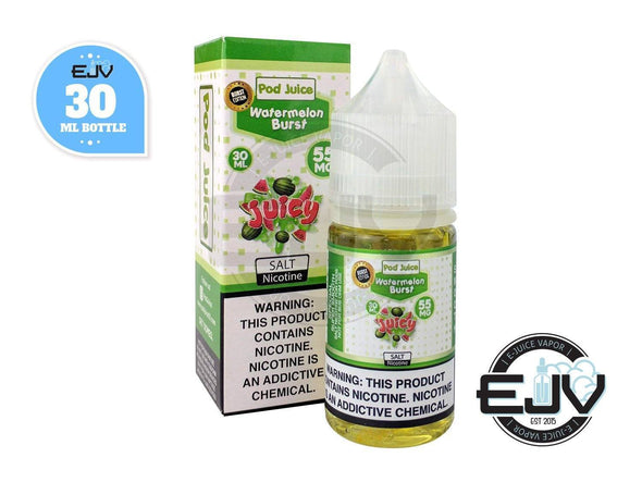 Watermelon Burst by Pod Juice 30ml - High Society Supply