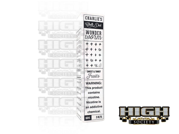 Wonder Worm by Charlie's Chalk Dust 60ml - High Society Supply