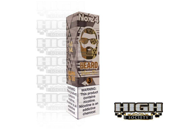 No. 24 by Beard Vape Co 60ml