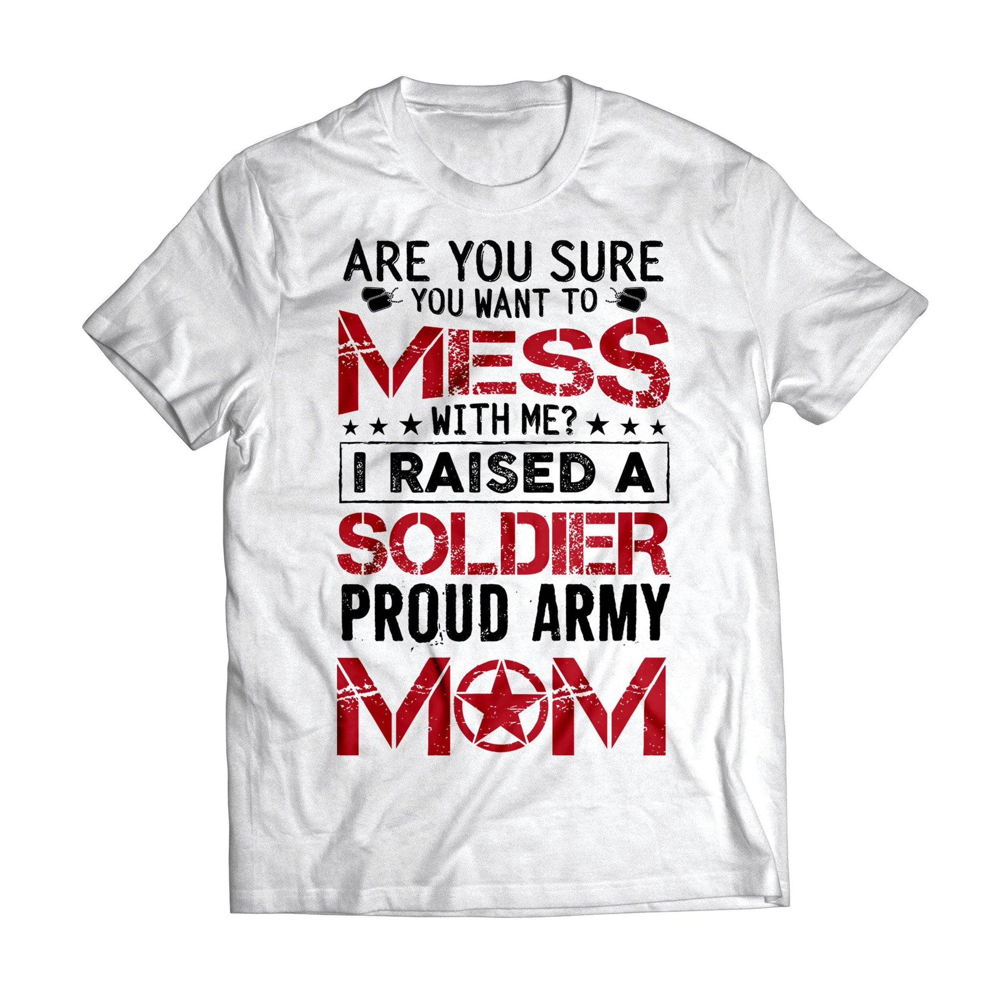 Proud Army Mom Light