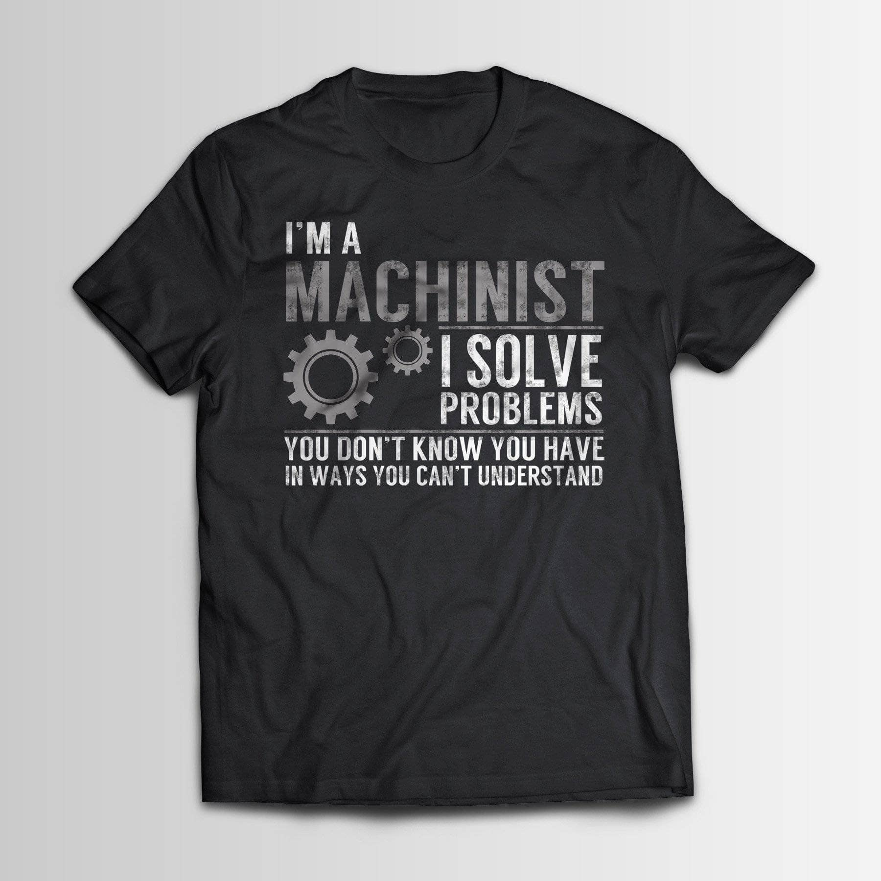 MACHINIST SOLVE PROBLEMS