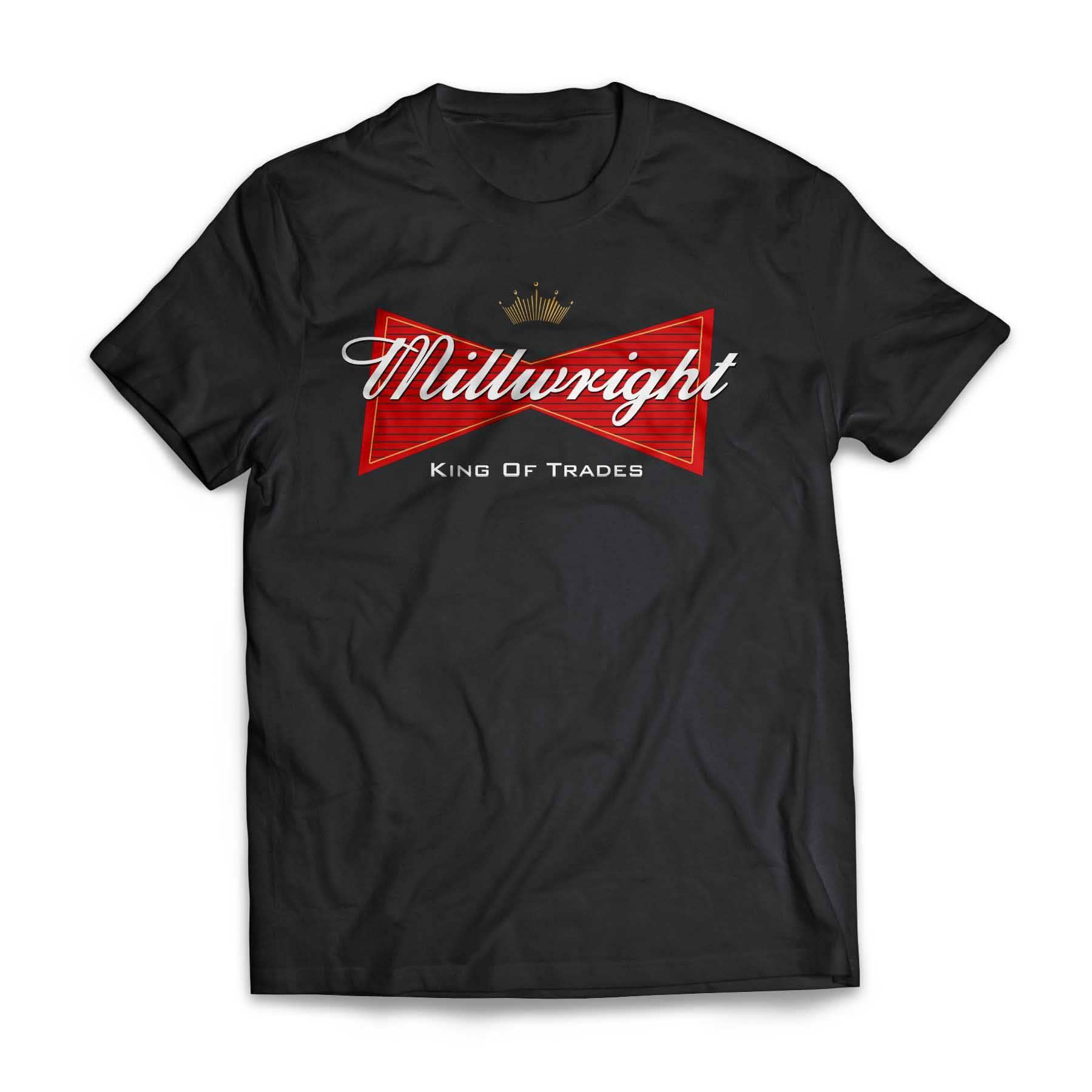 Millwright King Of Trades