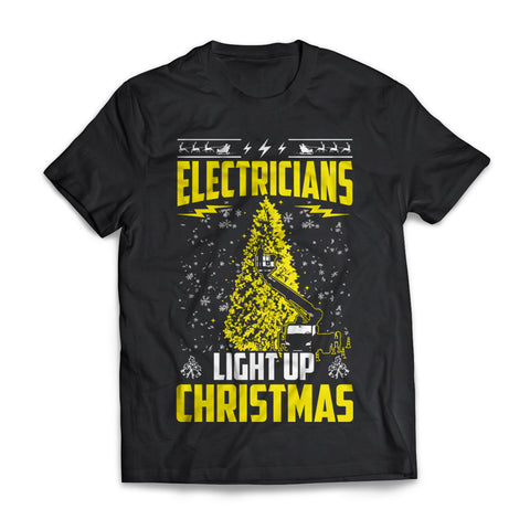 Electricians Light Up My Christmas