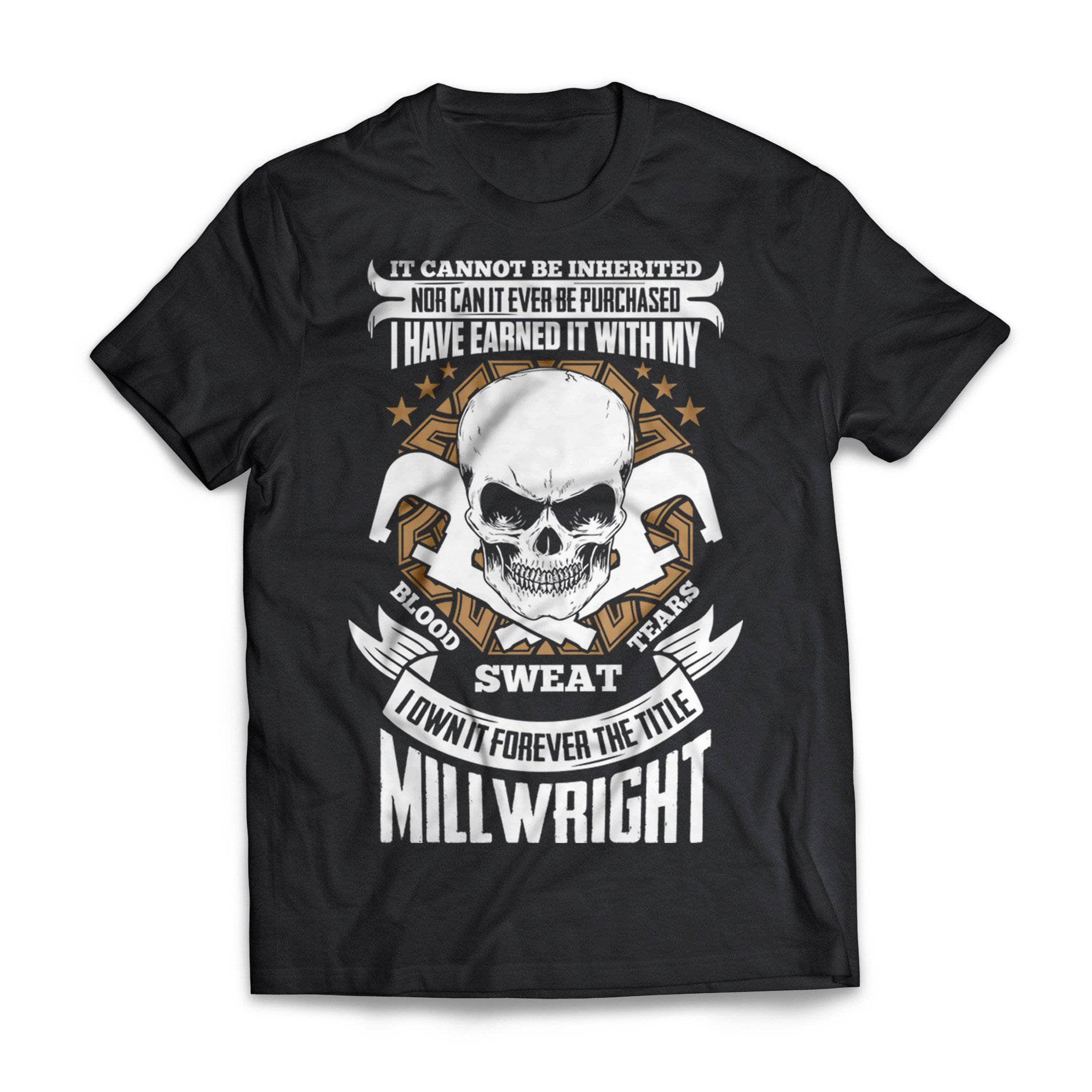 The Title Millwright