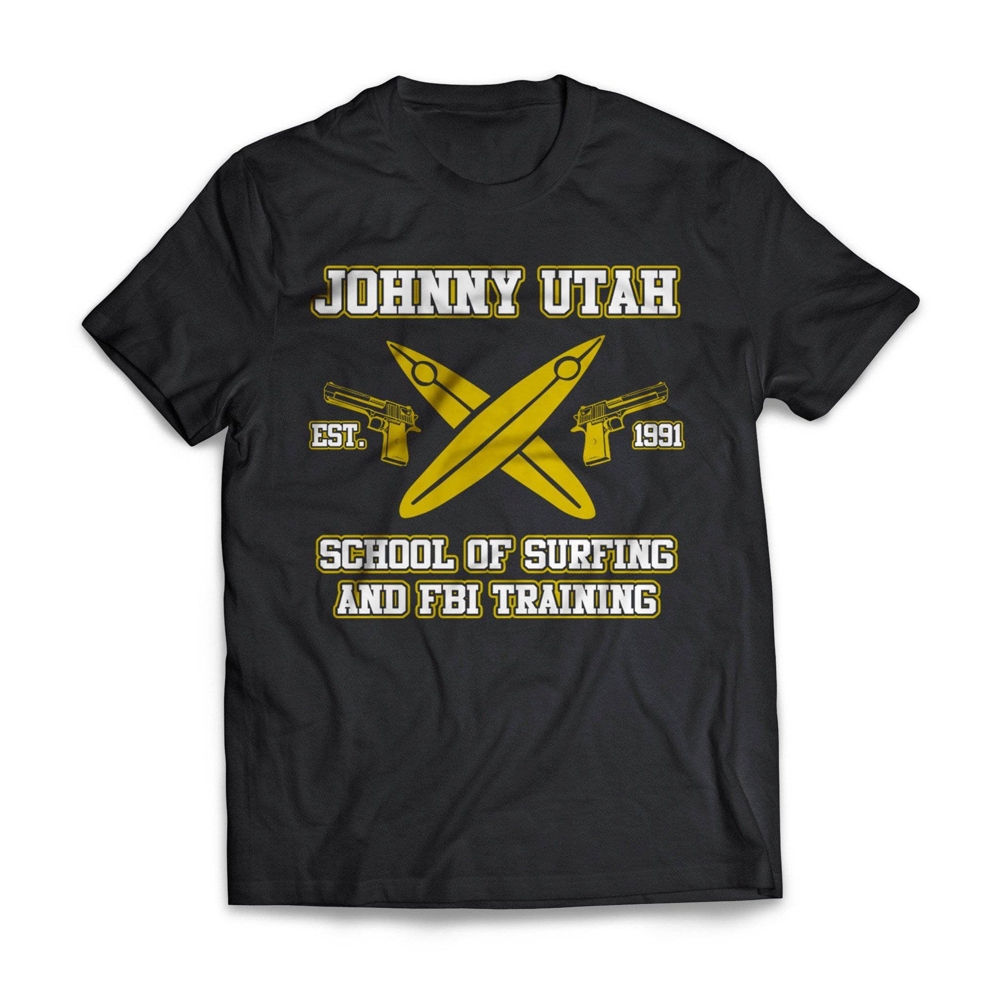 Johnny Utah School