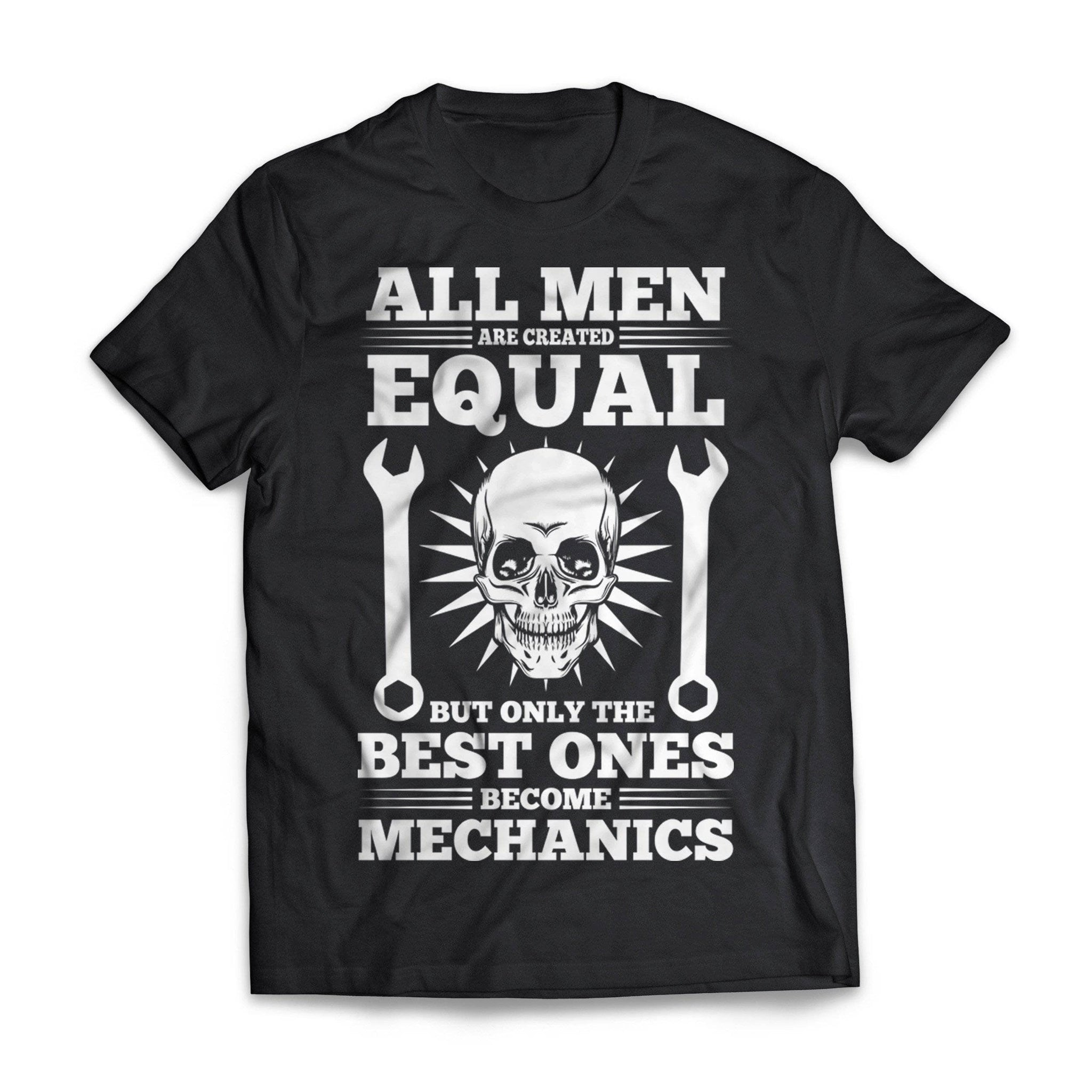 All Men Mechanics