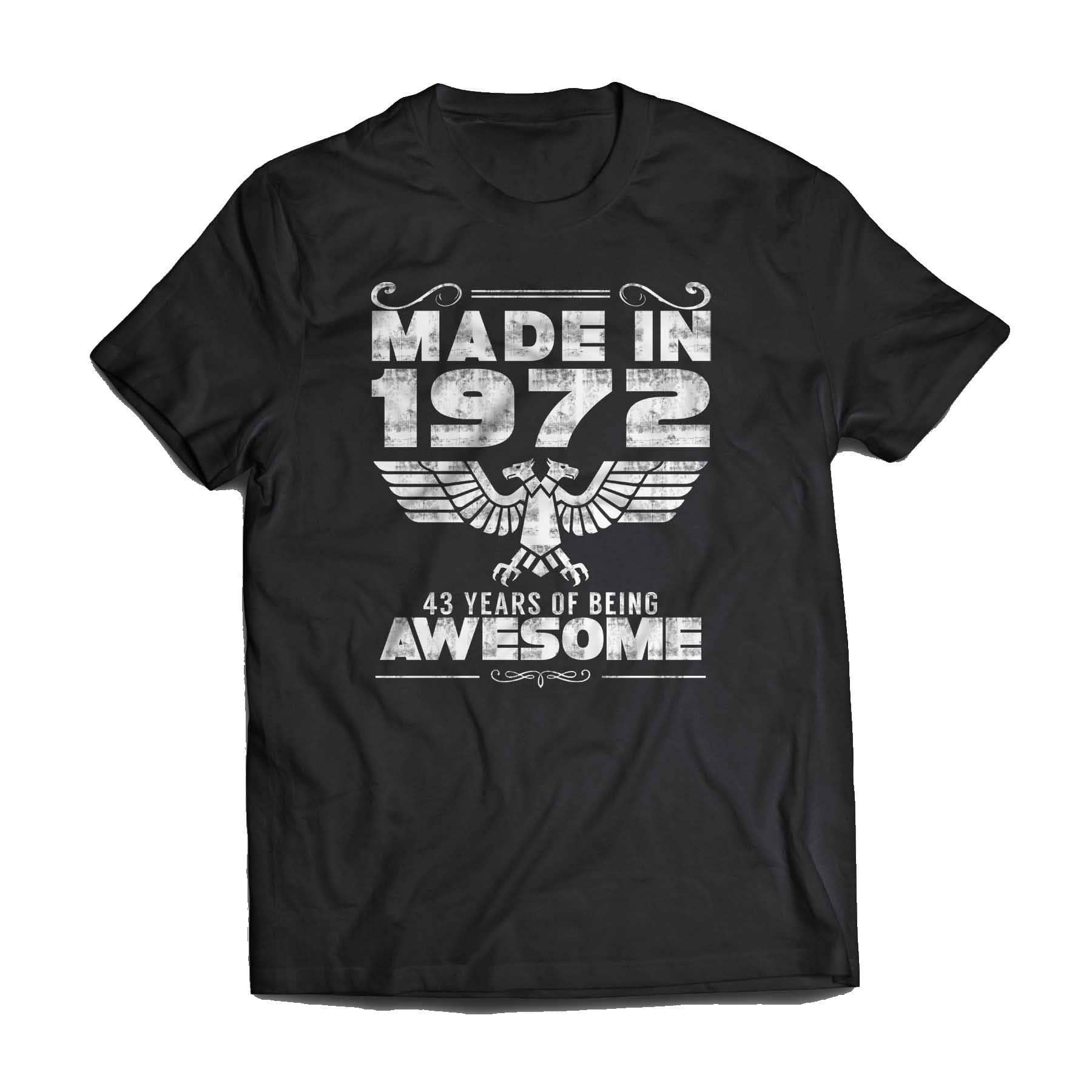 Awesome Since 1972