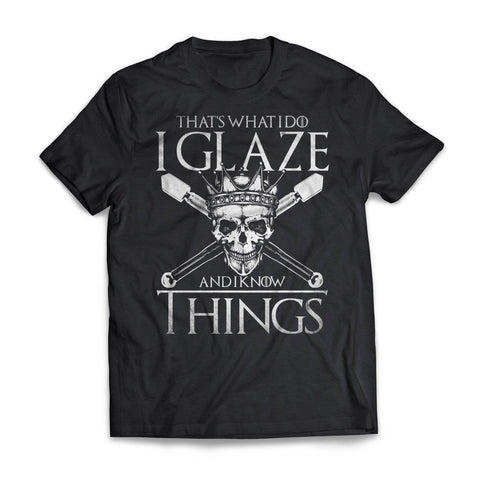 Glaziers Know Things