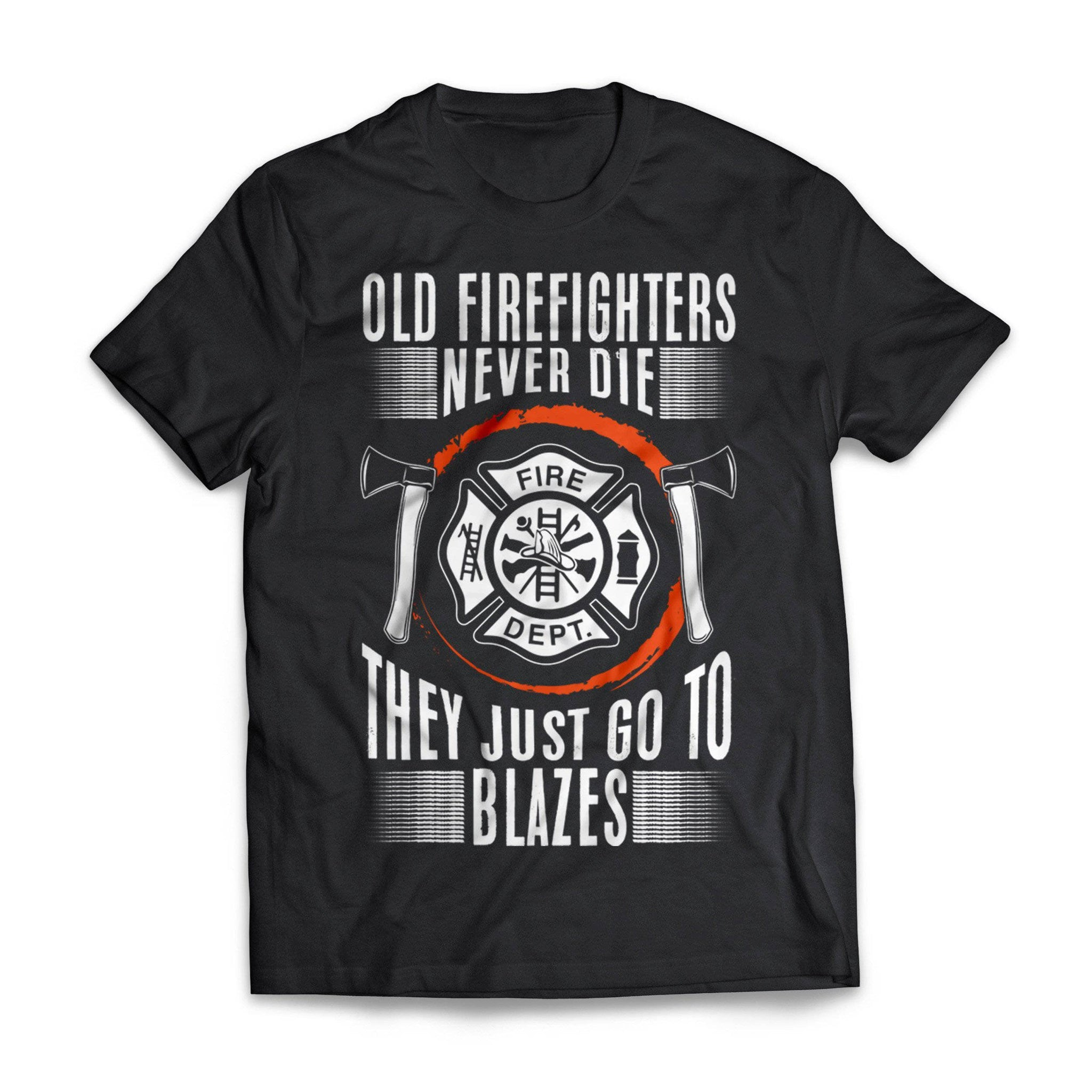 Old Firefighters Never Die
