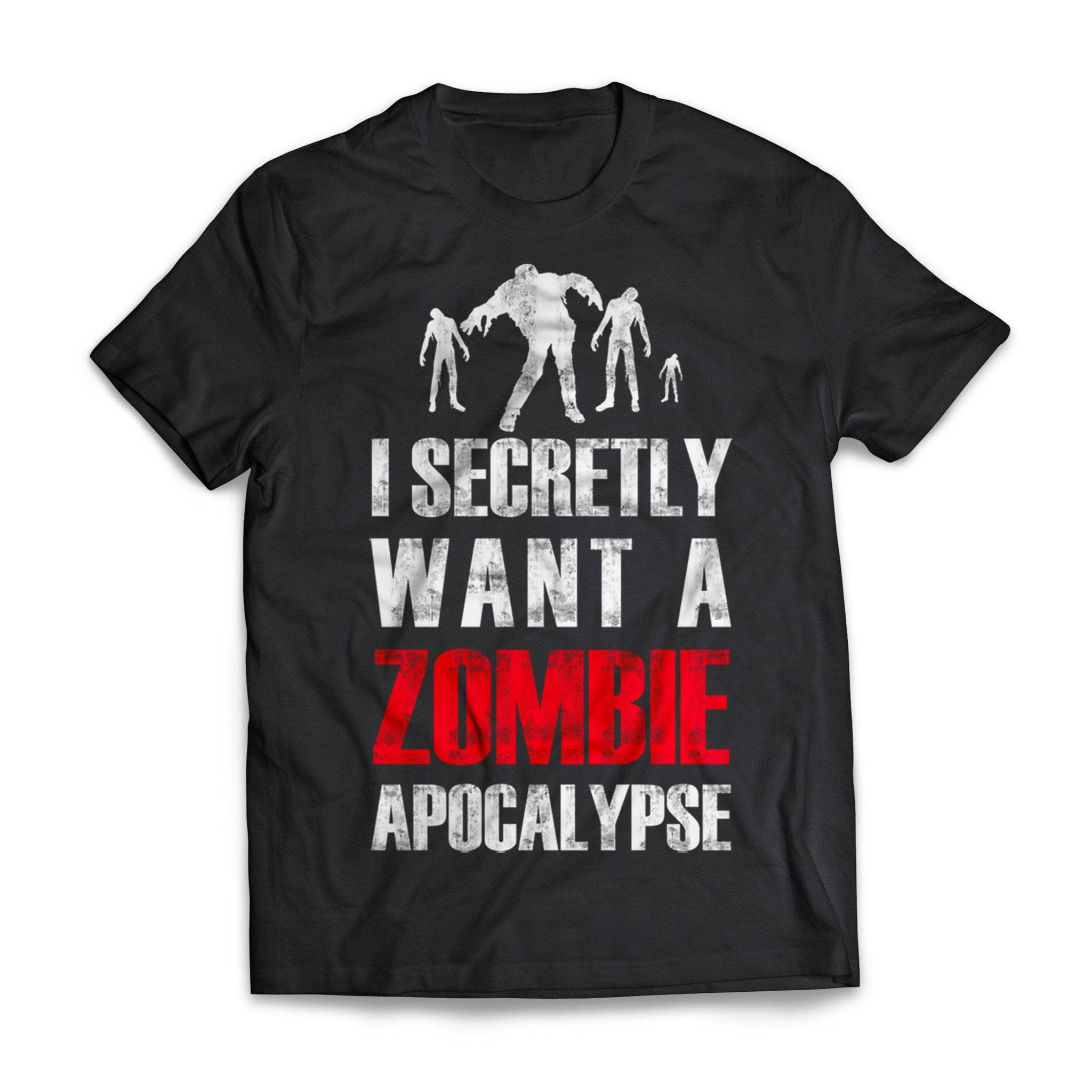 Secretly Want Apocalypse
