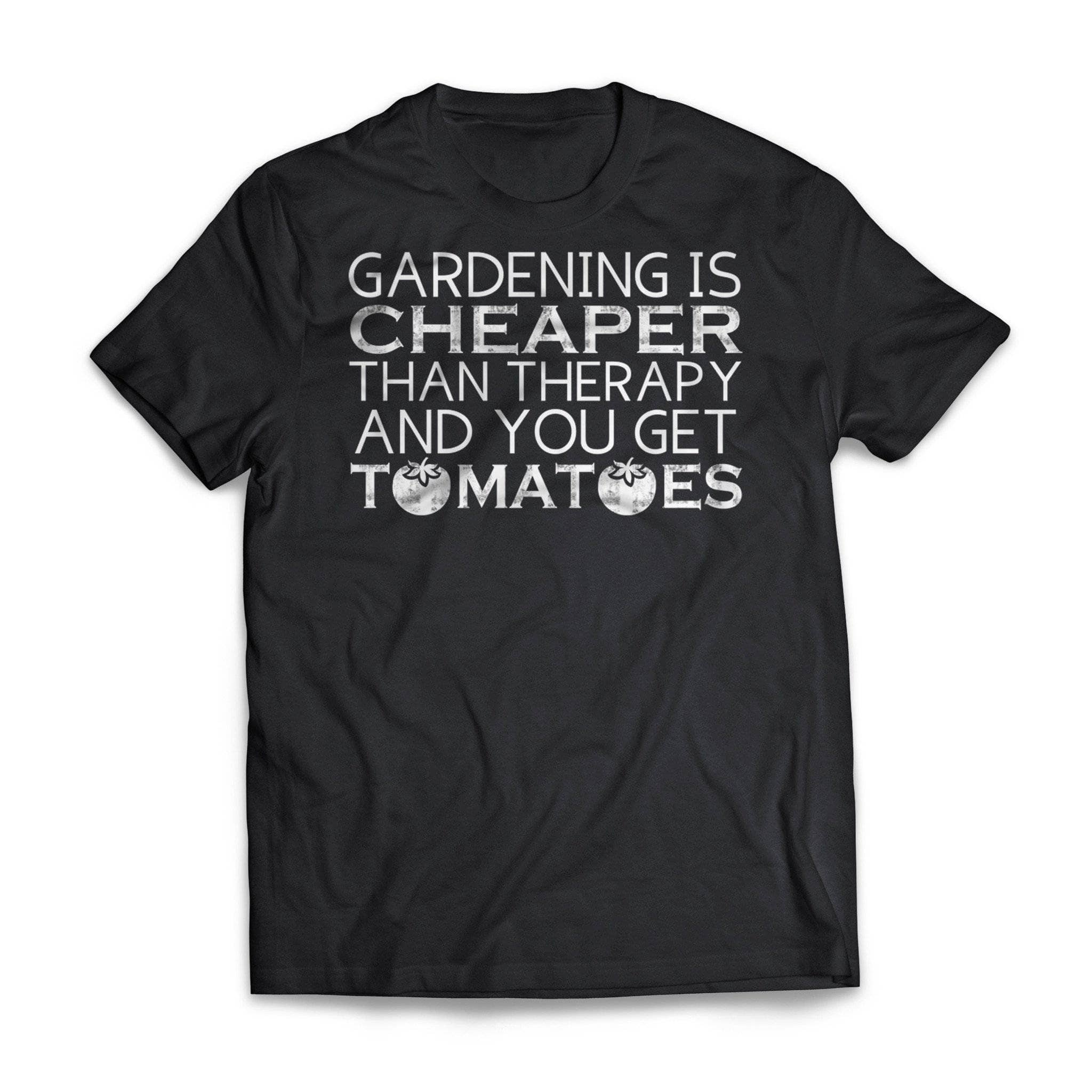 Gardening Cheap Therapy