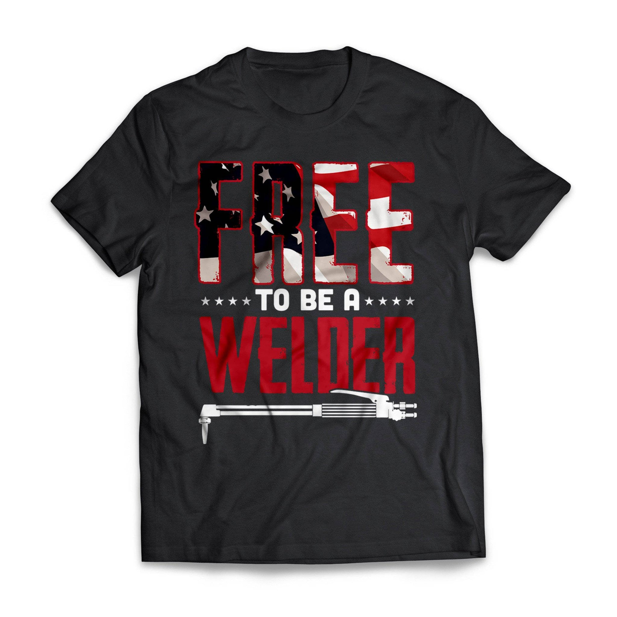 Free To Be A Welder