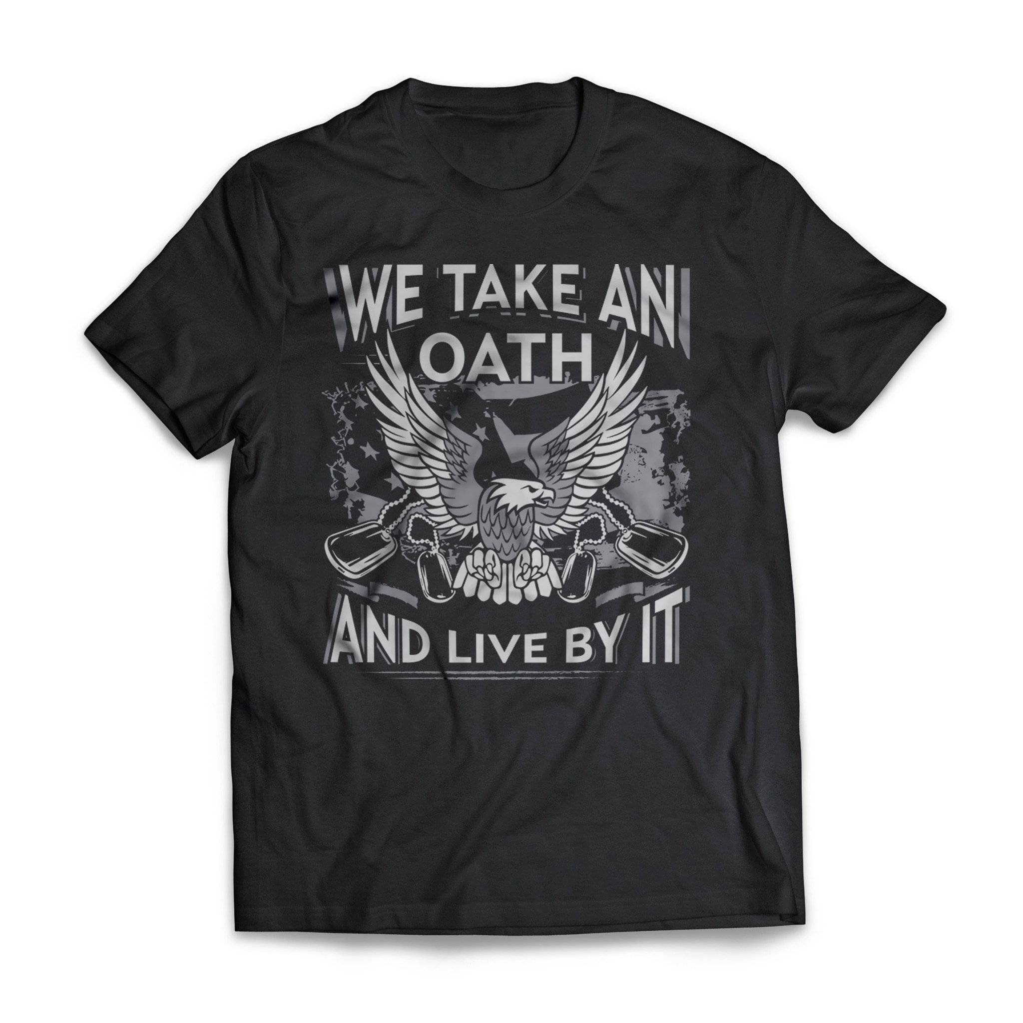 Army Live By The Oath