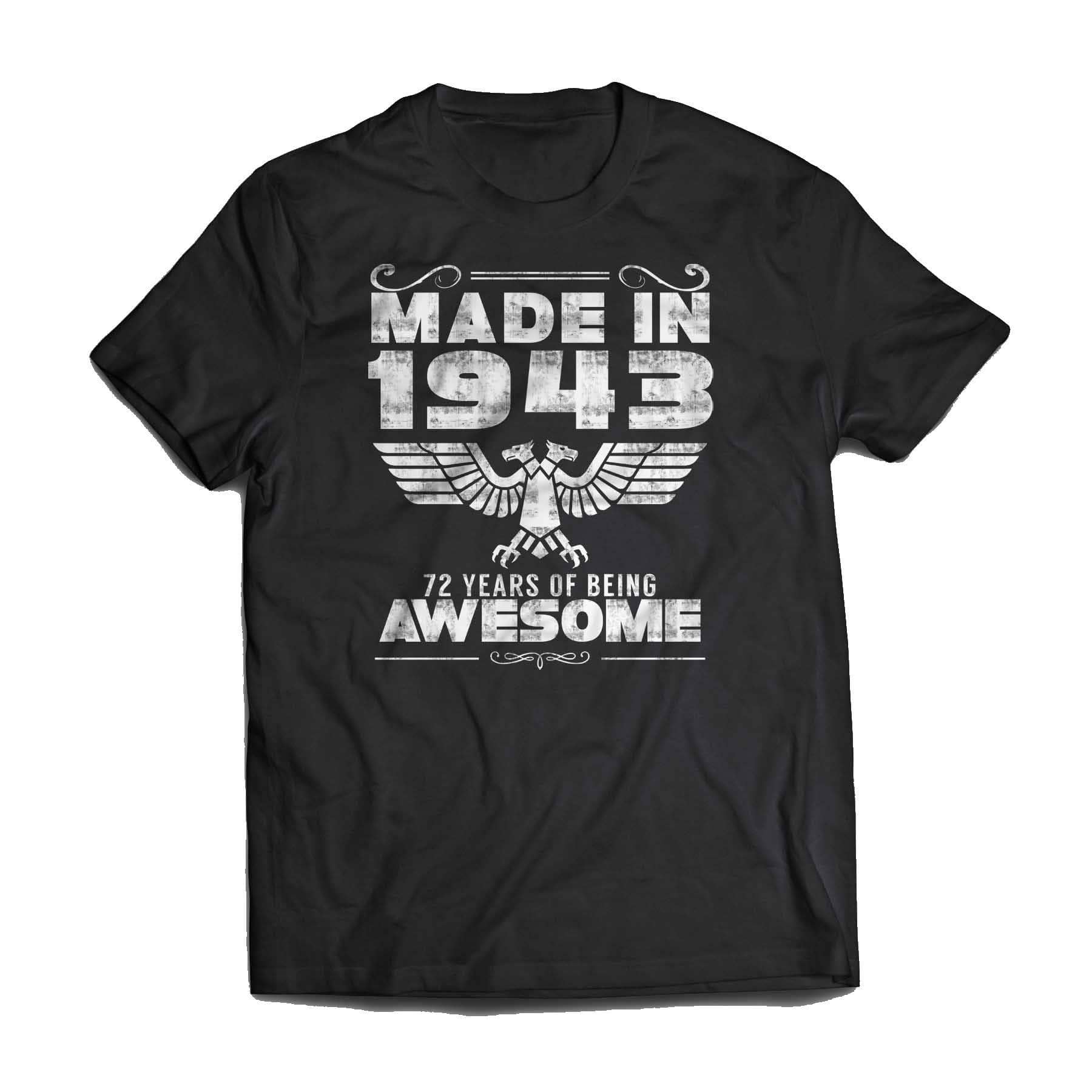 AWESOME SINCE 1943