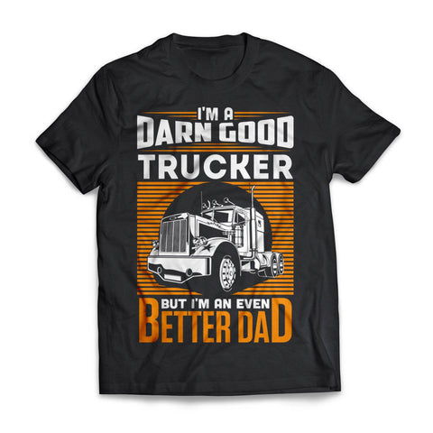 Darn Good Trucker