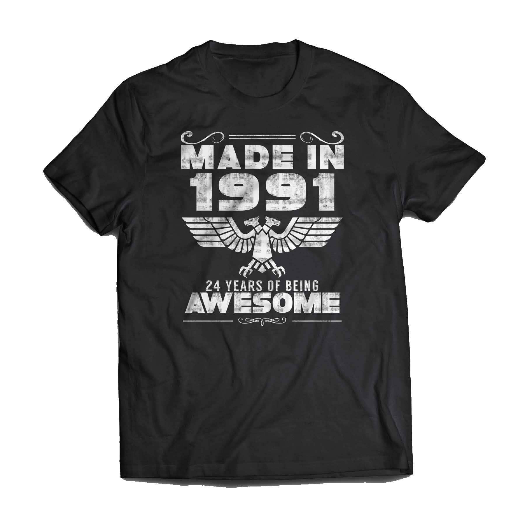 AWESOME SINCE 1991