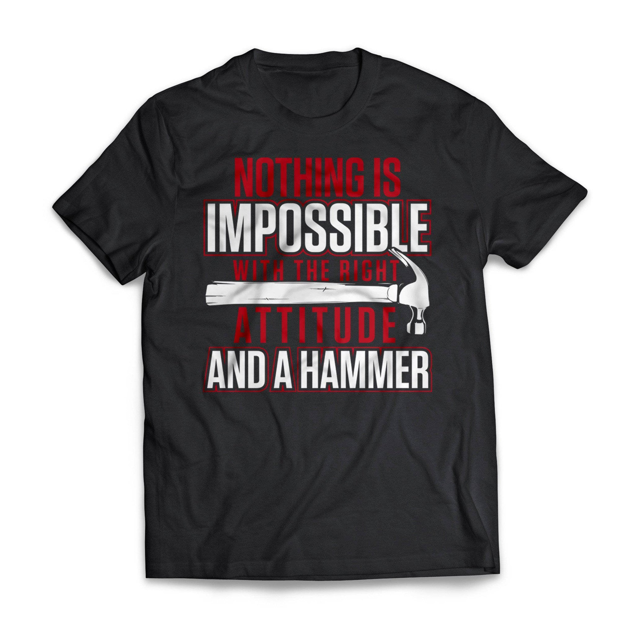 Attitude And Hammer