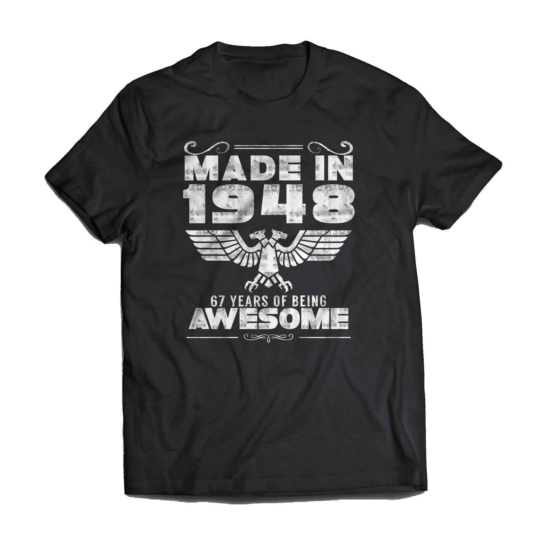 AWESOME SINCE 1948