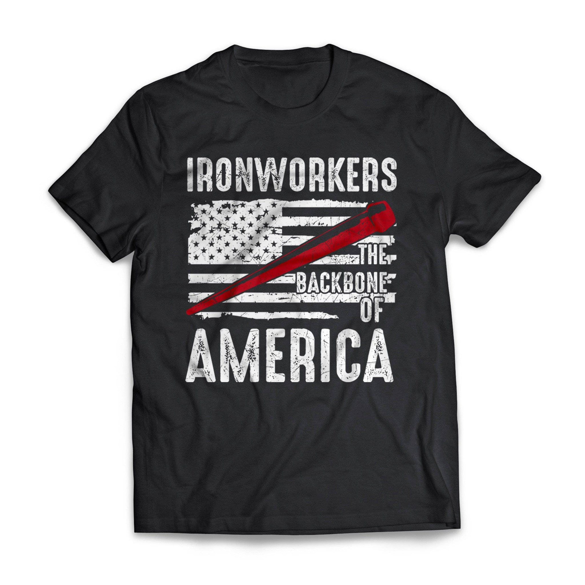 Ironworkers Backbone Of America