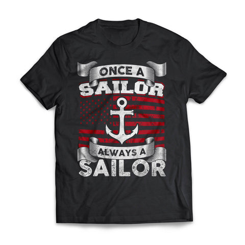 Once A Sailor Always A Sailor