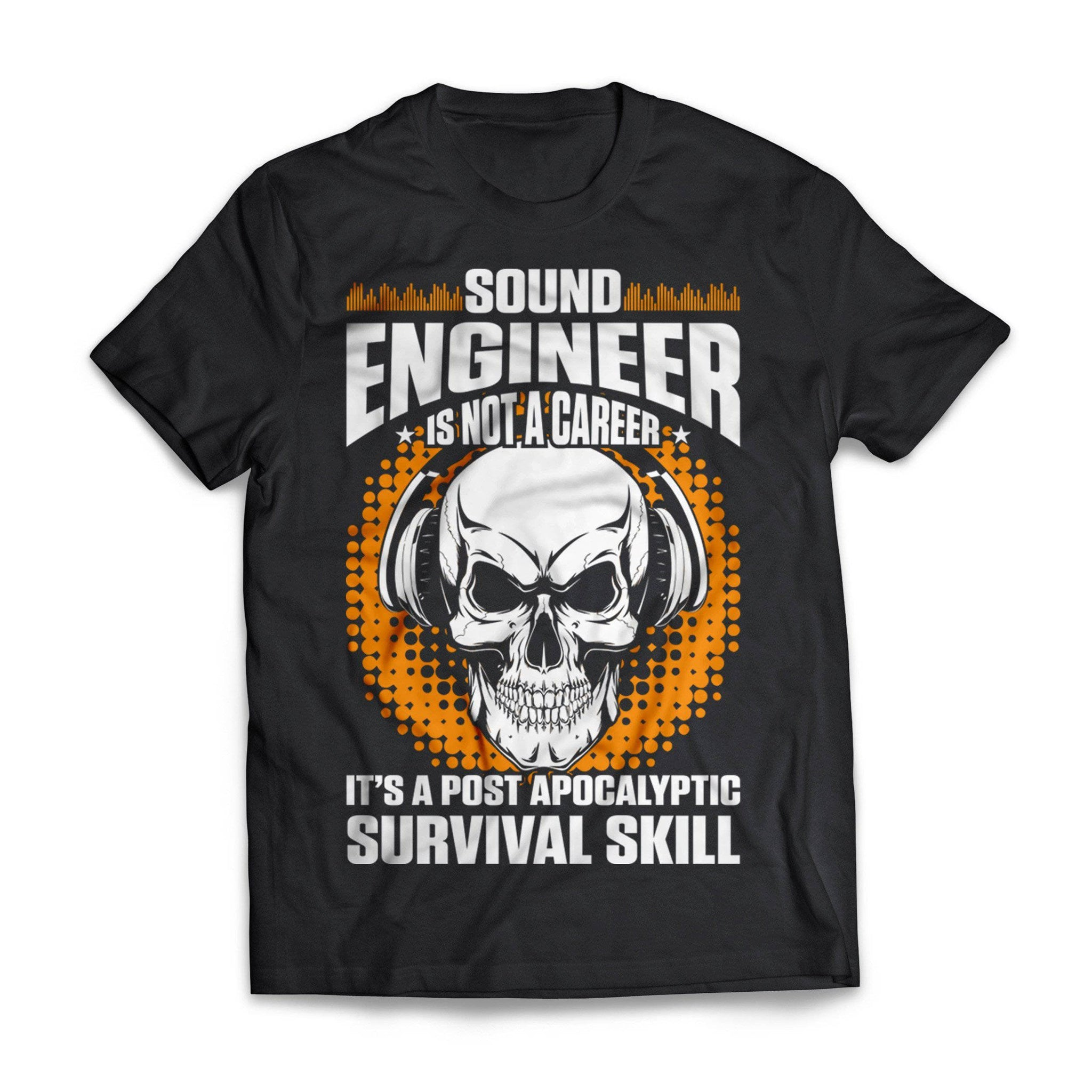 Audio Engineer Survival Skill
