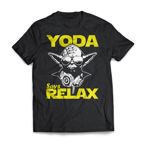 Yoda Says Relax