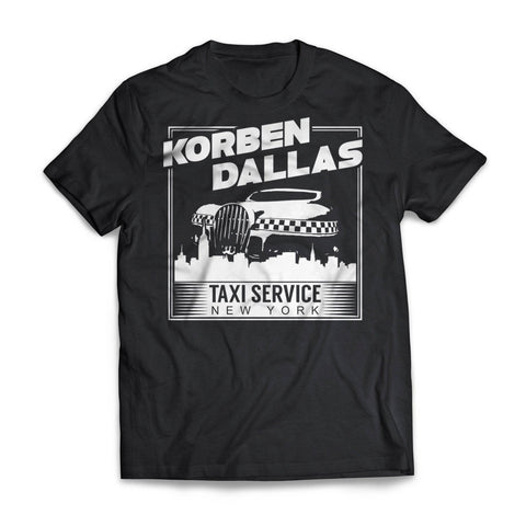 Korben Dallas Taxi