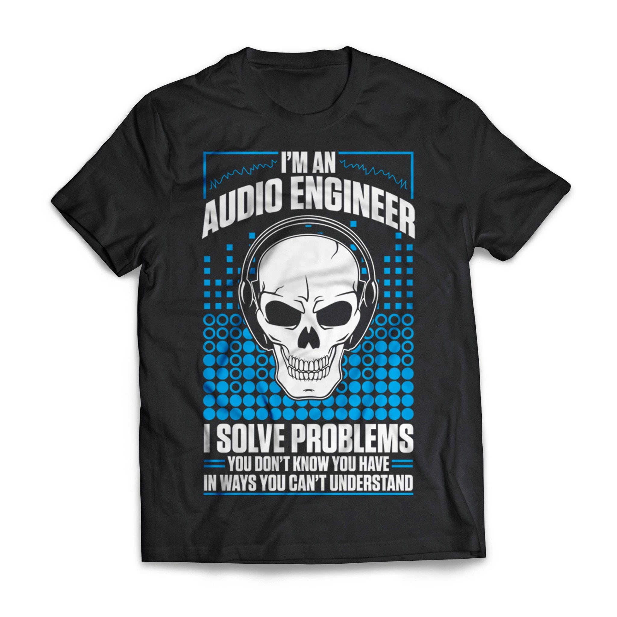 Audio Engineer Solve Problems