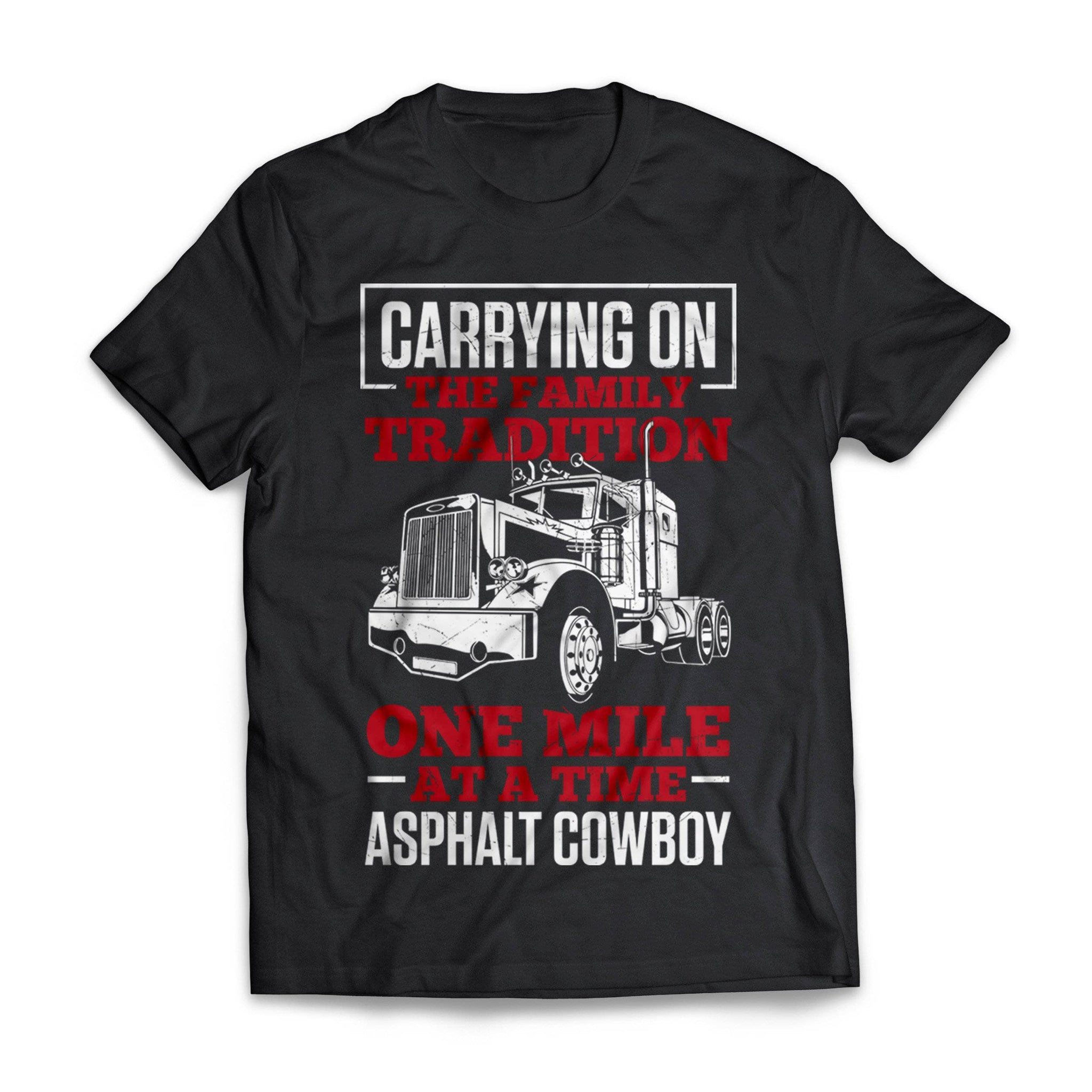 Family Tradition Asphalt Cowboy