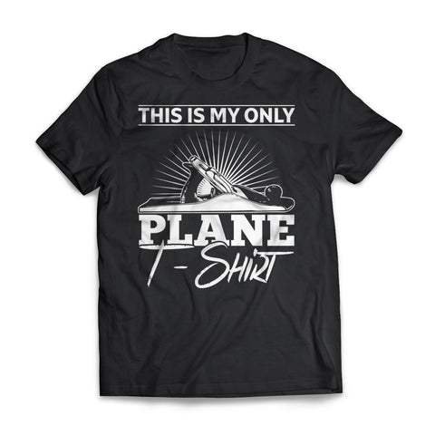 My Only Plane Shirt