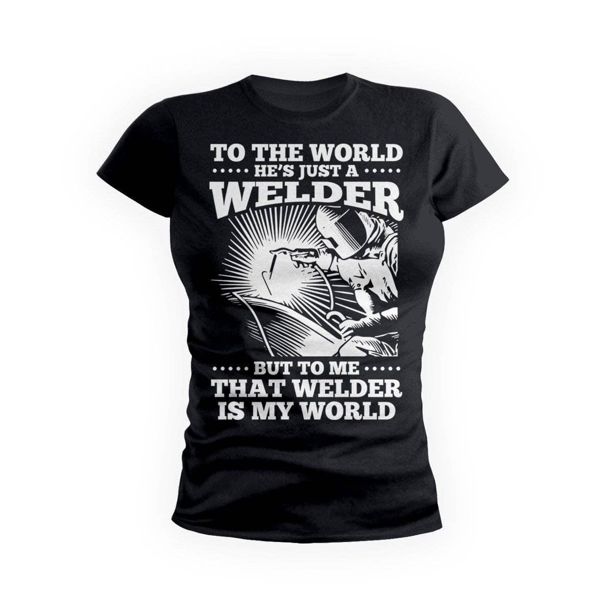 Welder Is My World