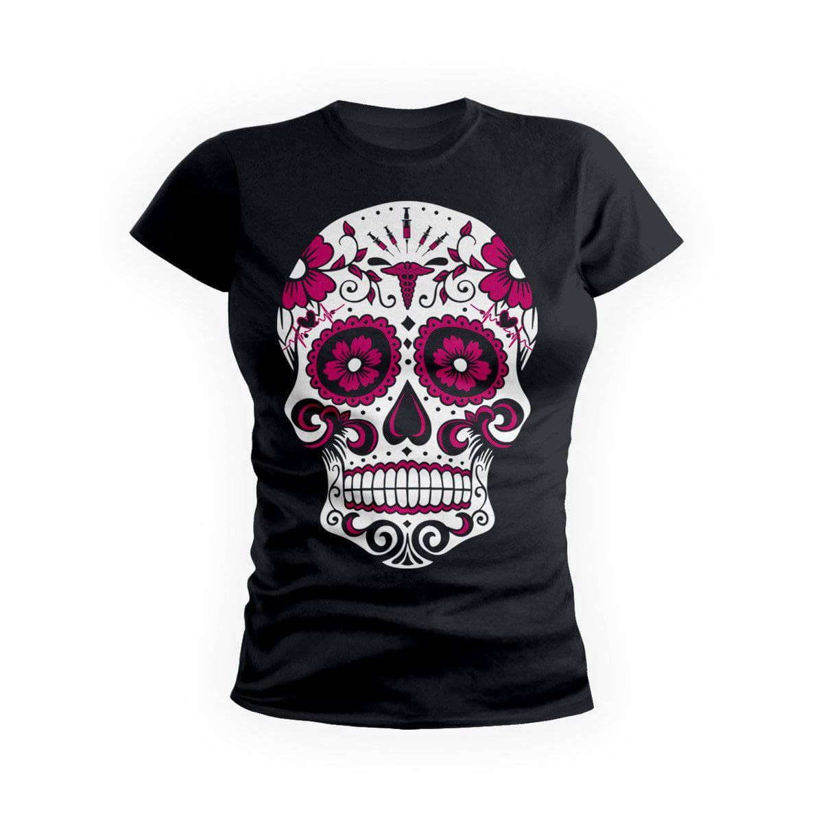 Nursing Sugar Skull