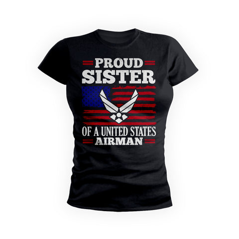 Proud Air Force Sister