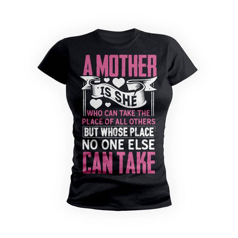 A Mother Is She