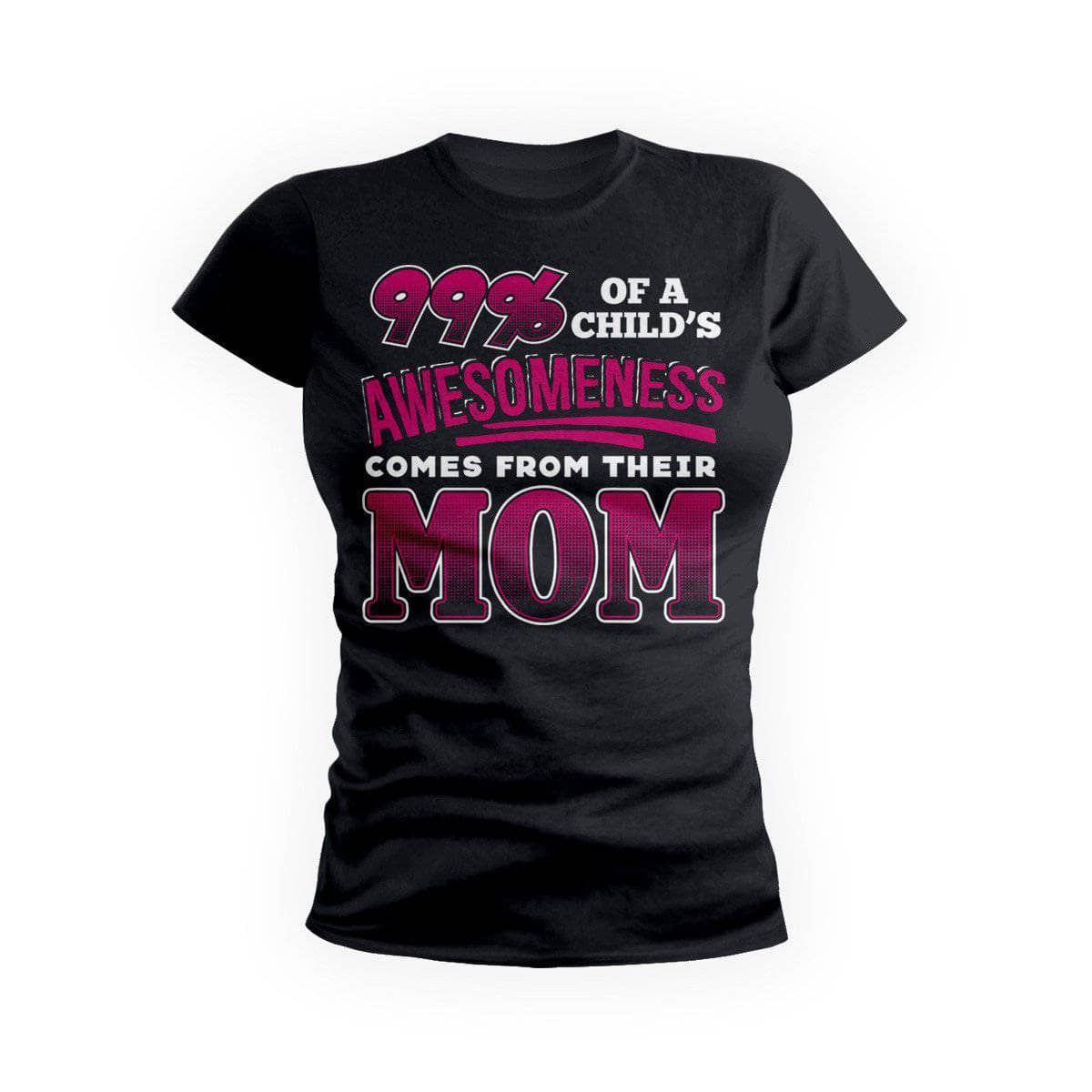 Mom Gives Awesomeness