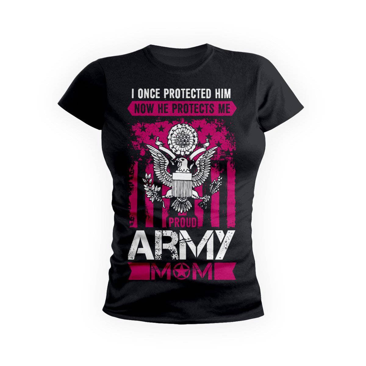 Army Protects Mom