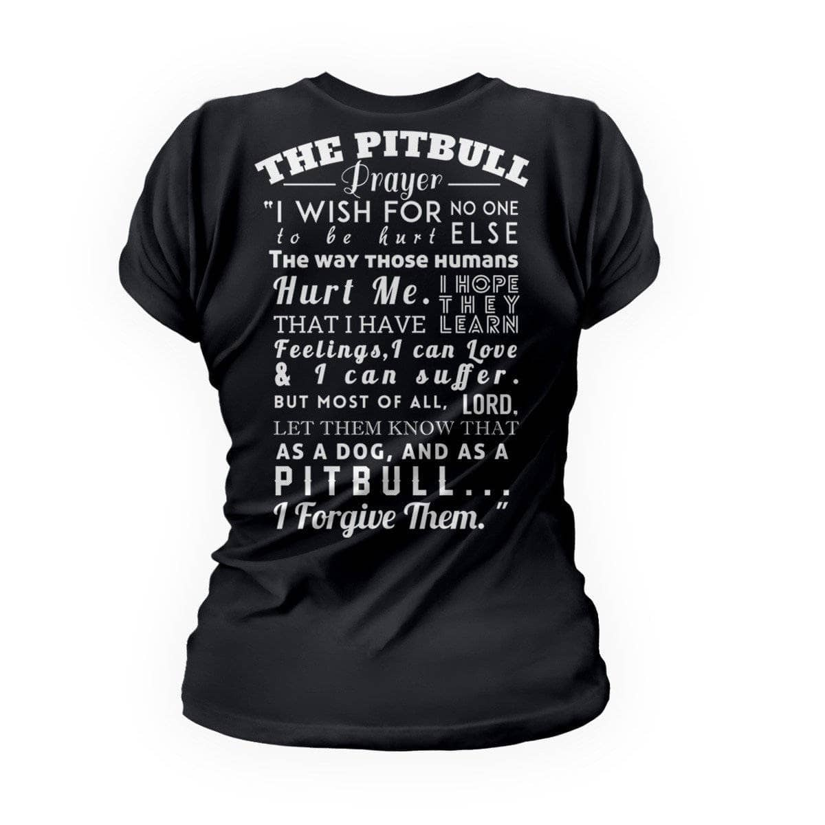 Pitbull Prayer