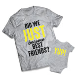 Best Friends Set - Friends -  Matching Shirts