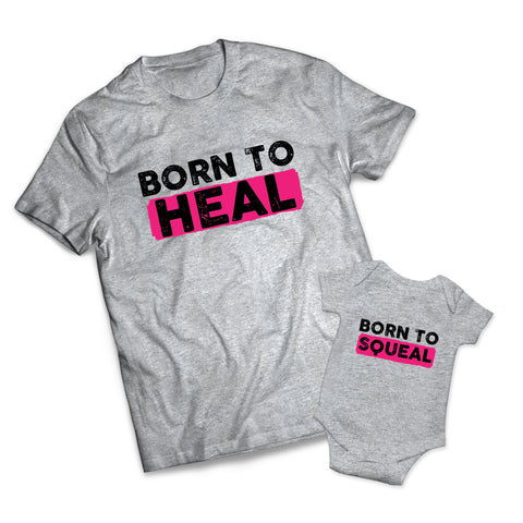 Born To Heal Set