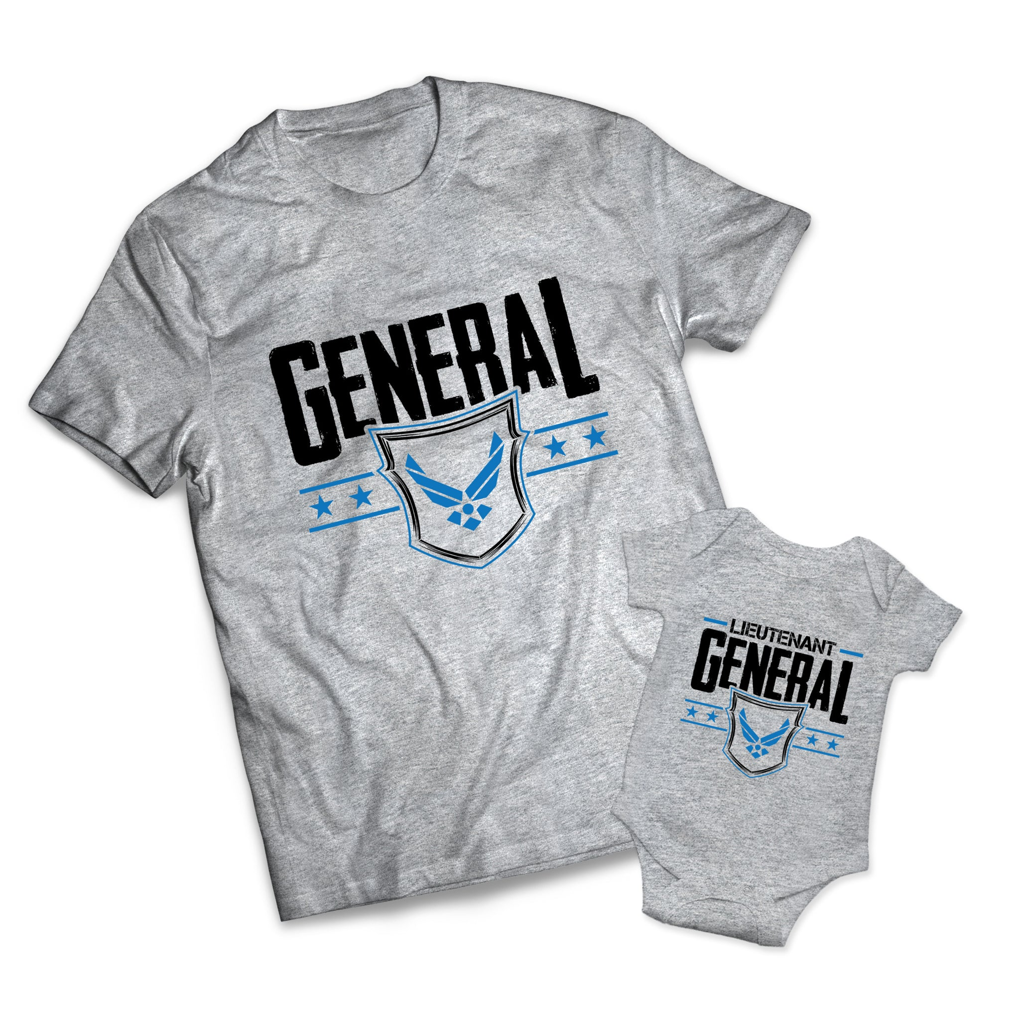 Air Force General Set - Air Force -  Matching Shirts