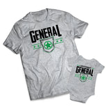 Army General Set - Army -  Matching Shirts