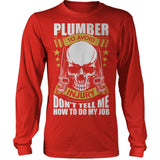 Injury Risk Plumber