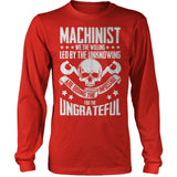 Doing The Impossible Machinist