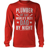 Dad By Night Plumber