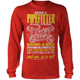 Being A Pipefitter