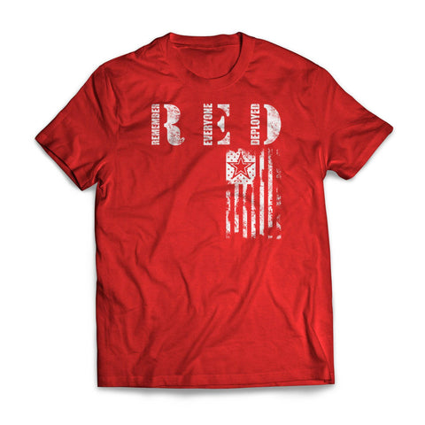 Army Flag Red Friday