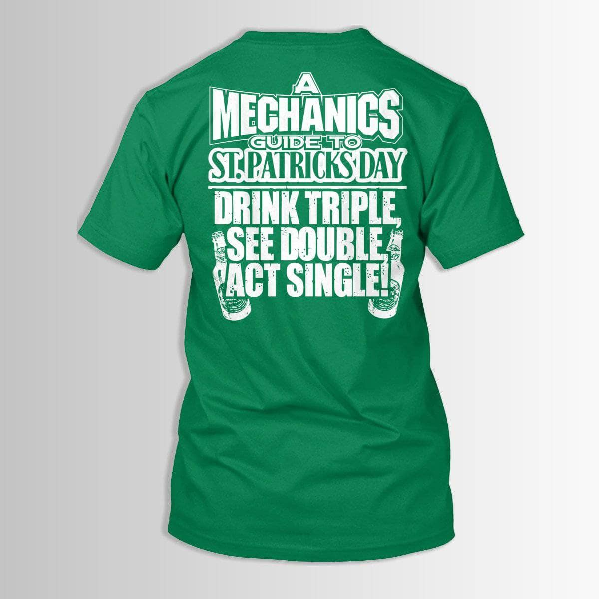 MECHANIC ST. PATS