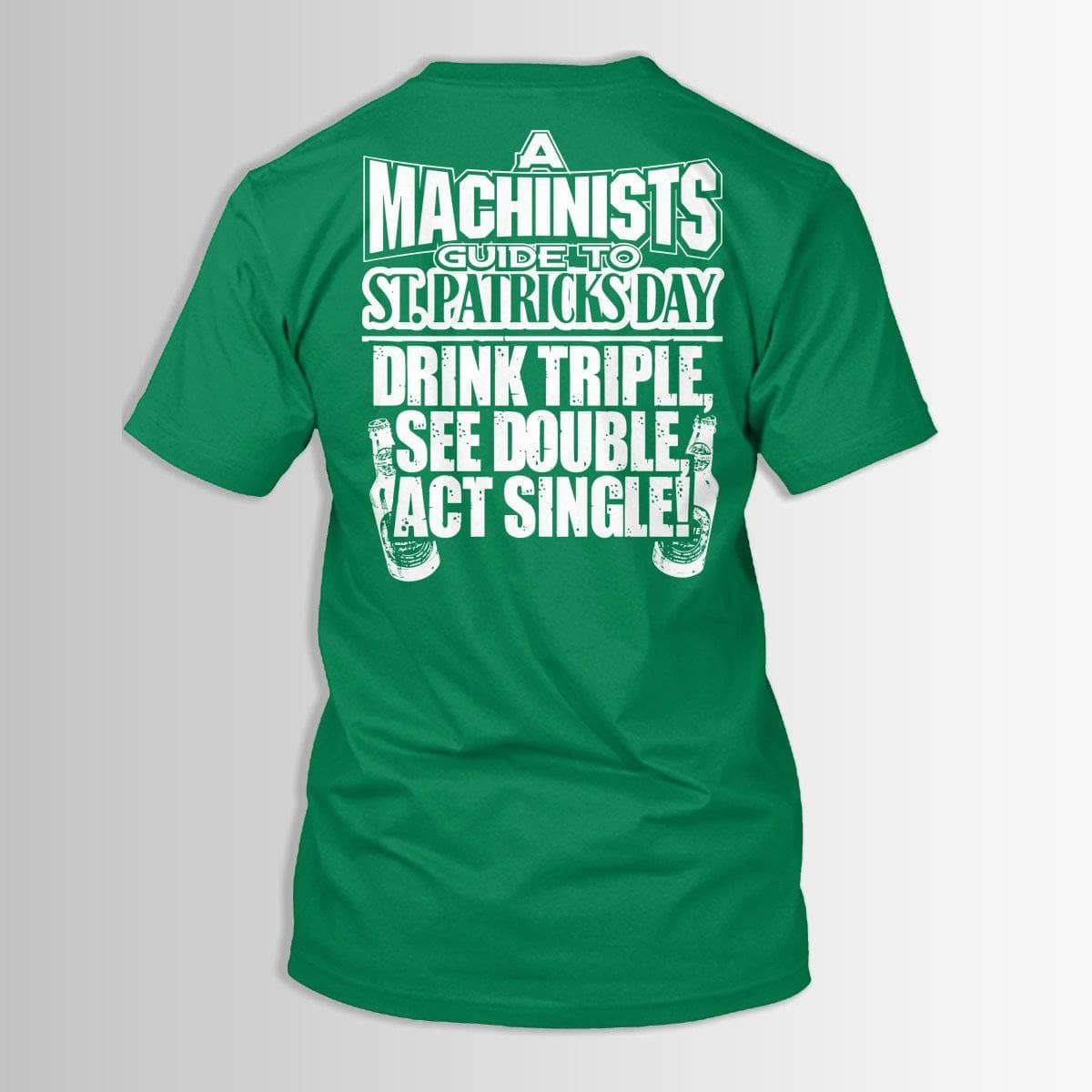Machinist St. Pats