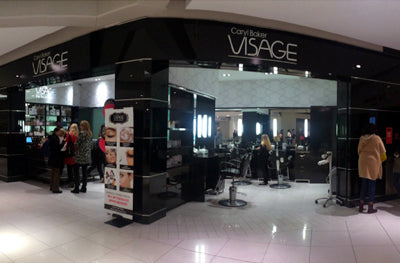 Caryl Baker Visage Location At Rideau Centre In Ottawa Ontario