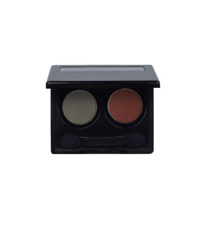 2-Well Eye Shadow Palette